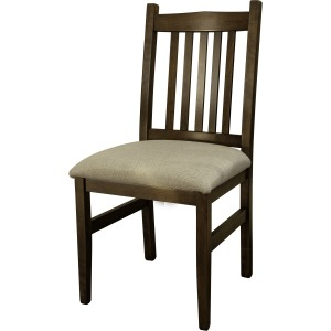 Lousiville Side Chair - Walnut