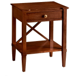 Monaco One Drawer Nightstand