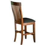 Monterey Counter Chair w/ Fabric Seat Alternate Image