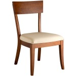 Bella Side Chair w/ Fabric Seat Main Image