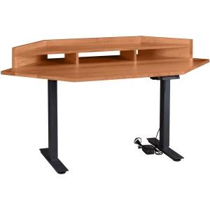 Oxford Corner Lift Top Desk w/Gallery