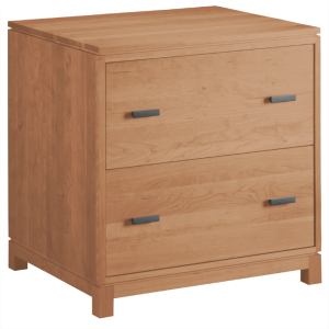 Oxford Two Drawer Lateral File Chest