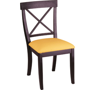 La Croix Side Chair - Upholstered Seat