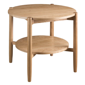 "Matia 30"" Round End Table"