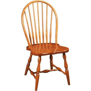 Seven Spindle Windsor Side Chair