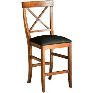 La Croix Counter Chair - Fabric Seat