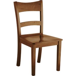 Emmitt Side Chair - Wood Seat