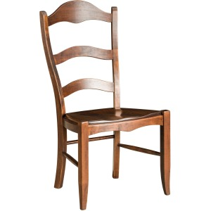 Bethany Side Chair w/ Wood Seat