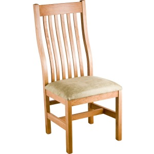 Marshall Side Chair w/ Fabric Seat