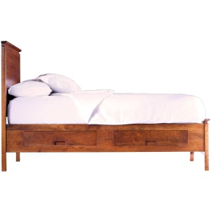Alison Storage Bed - King