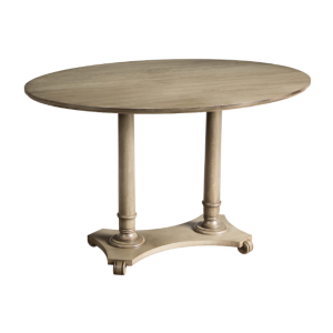 "LaScala 48"" Oval Table"