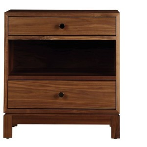 Gerard Two Drawer Nightstand