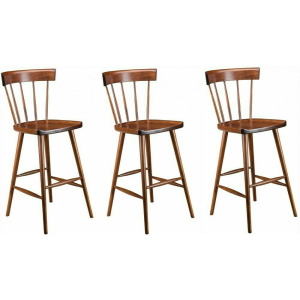 Lana Bar Chair - Set of 3