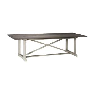 """Milton 96"""" Trestle Table"""