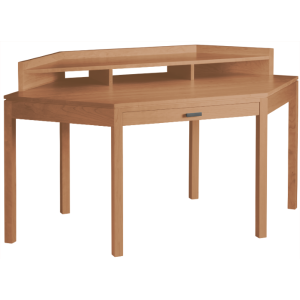 Oxford Corner Desk w/Gallery