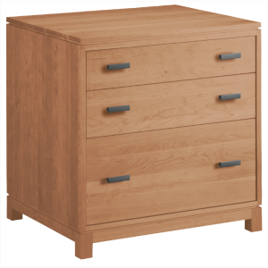 Oxford Three Drawer Lateral File Chest