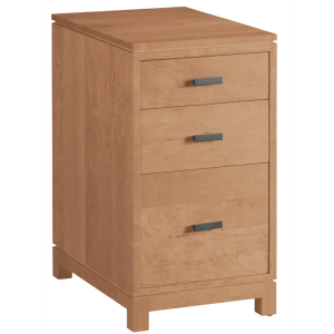 Oxford Three Drawer File Chest