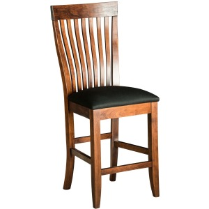 Monterey Counter Chair - Upholstered Seat