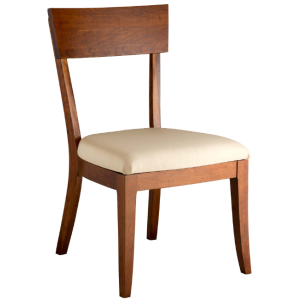 Bella Side Chair - Upholstered Seat