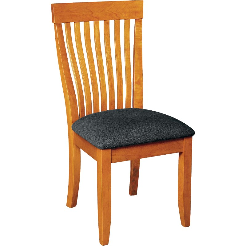 Monterey Side Chair w/ Fabric Seat Main Image