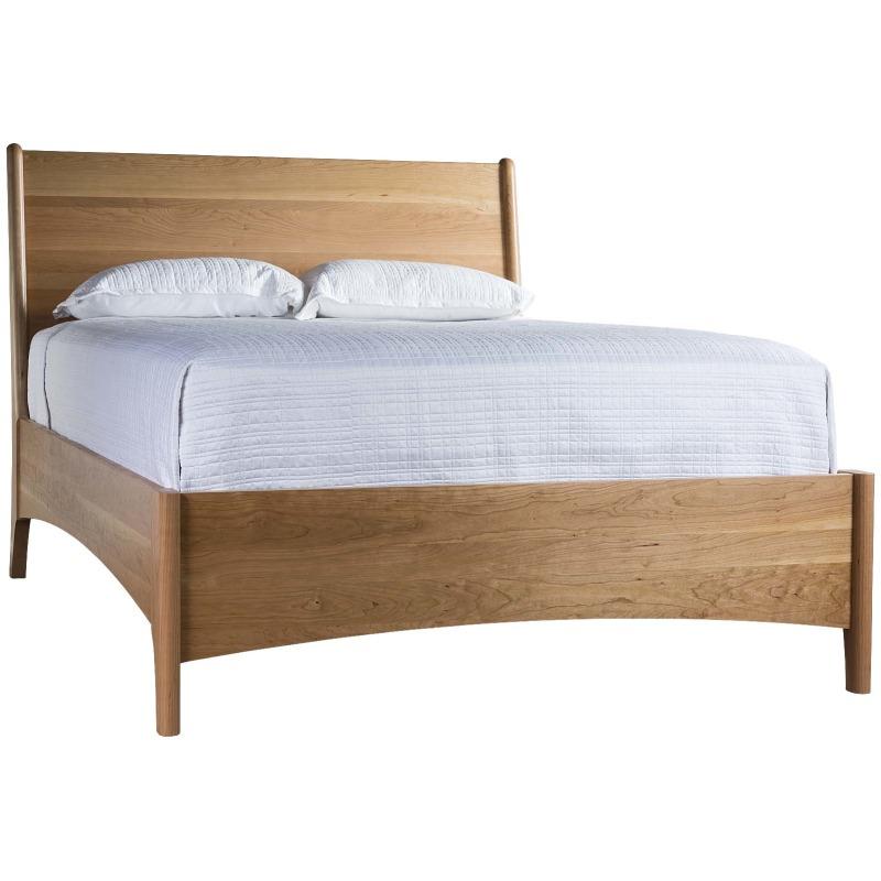 Brancusi Sleigh Bed - King Main Image