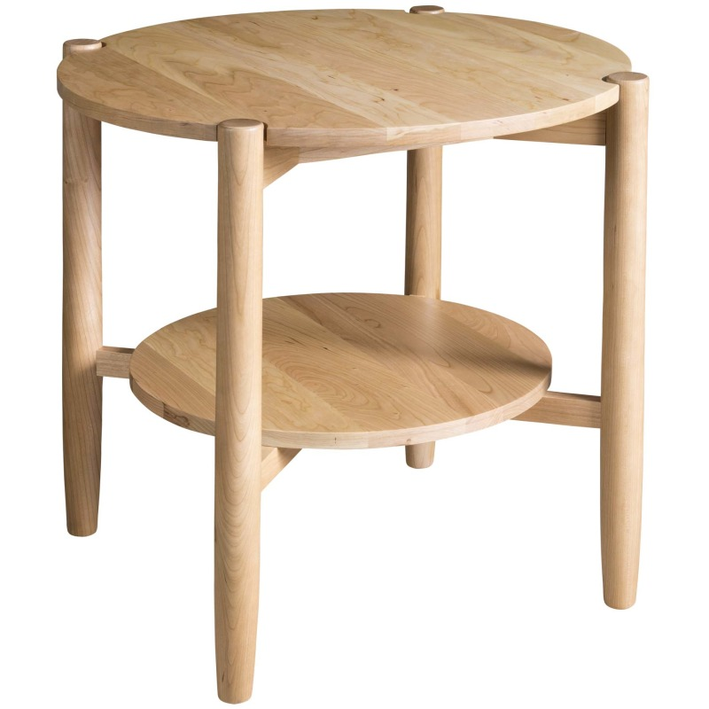 Matia Round End Table Main Image