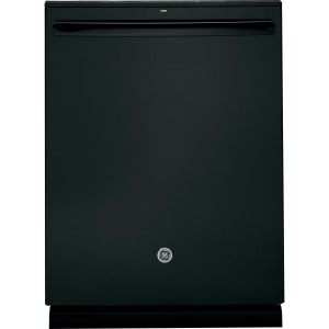 Stainless Steel Interior Dishwasher with Hidden Controls