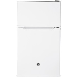 Double-Door Compact Refrigerator