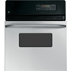 "24"" Electric Single Self-Cleaning Wall Oven"