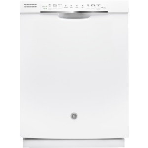 Stainless Steel Interior Dishwasher with Front Controls