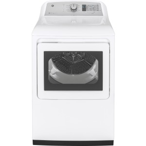 7.4 cu. ft. Capacity aluminized alloy drum Electric Dryer with HE Sensor Dry