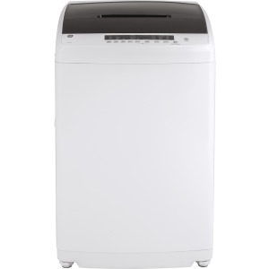 Space-Saving 2.8 cu. ft. Capacity Portable Washer with Stainless Steel Basket