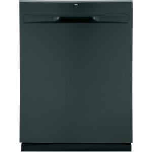 Hybrid Stainless Steel Interior Dishwasher with Hidden Controls