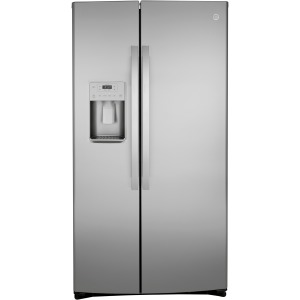 21.8 Cu. Ft. Counter-Depth Side-By-Side Refrigerator