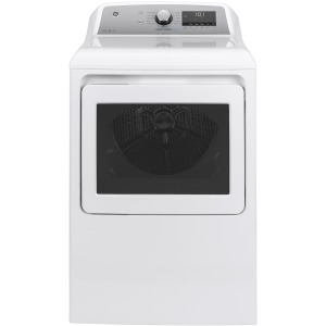 7.4 cu. ft. Capacity Smart aluminized alloy drum Electric Dryer with HE Sensor Dry