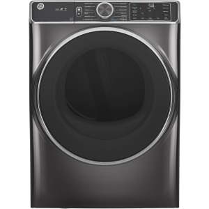 7.8 cu. ft. Capacity Smart Front Load Electric Dryer with Steam