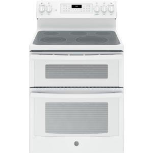 "30"" Free-Standing Electric Double Oven Convection Range"