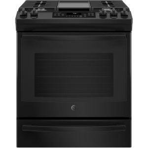 """30"""" Slide-In Front Control Convection Gas Range"""