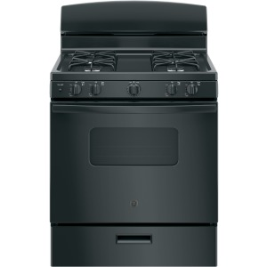 """30"""" Free-Standing Front Control Gas Range"""