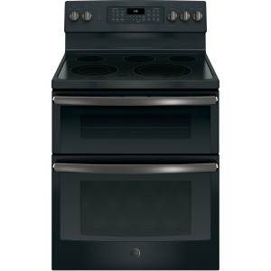 """30"""" Free-Standing Electric Double Oven Convection Range"""