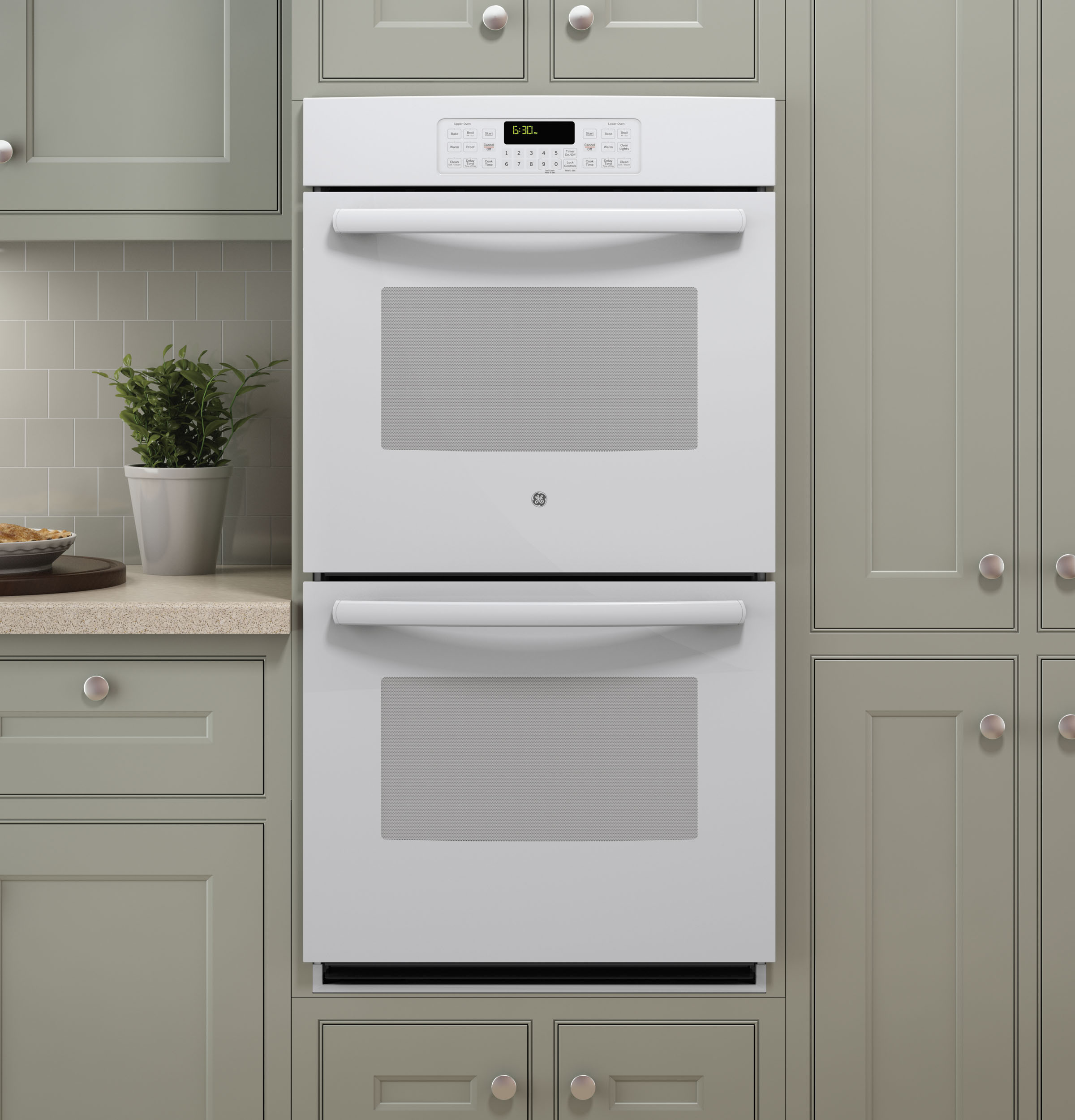 27 Built In Double Wall Oven By