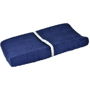 Boys Navy Changing Pad Cover