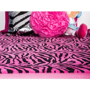 Jubilee Youth Pink Zebra