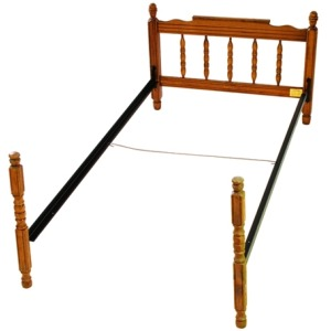 Angle Iron Rail System Queen