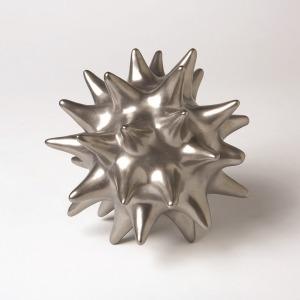 Urchin-Matte Silver-Sm