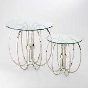 Oval Ring Table-Small