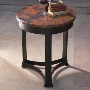 Classic Copper Table