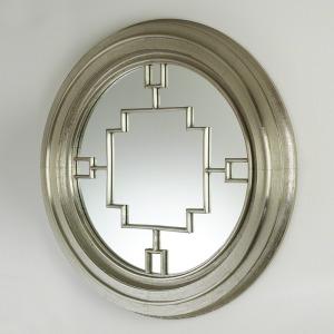 Arabesque Round Mirror
