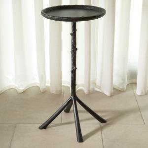 Mini Twig Table-Aged Bronze Finish