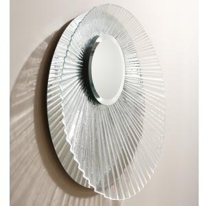 Fan Dance Mirror